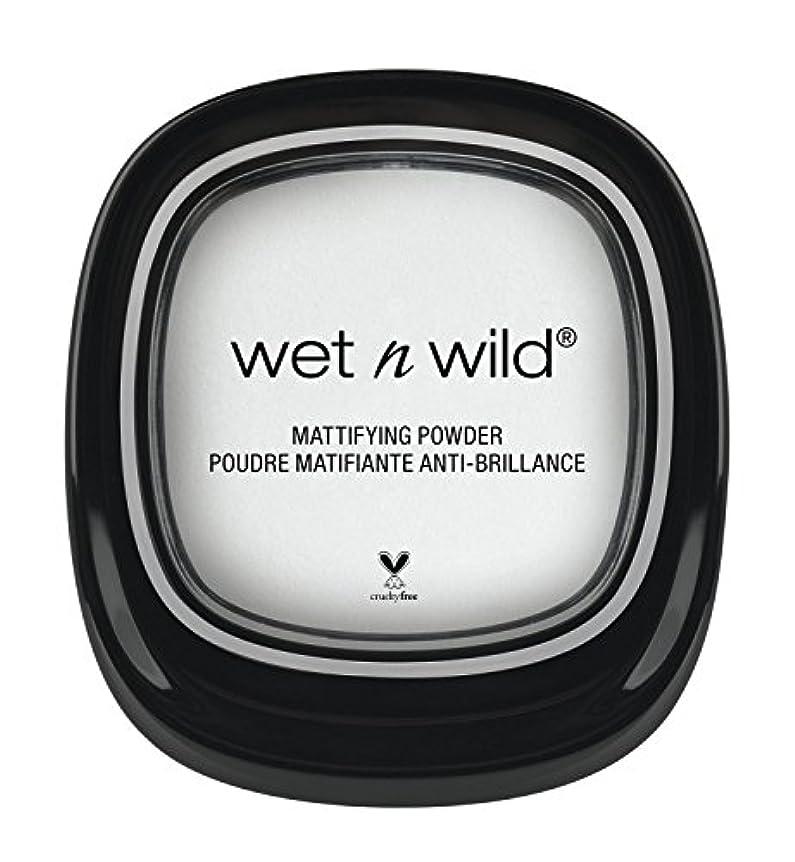 WET N WILD Take On The Day Mattifying Powder (並行輸入品)