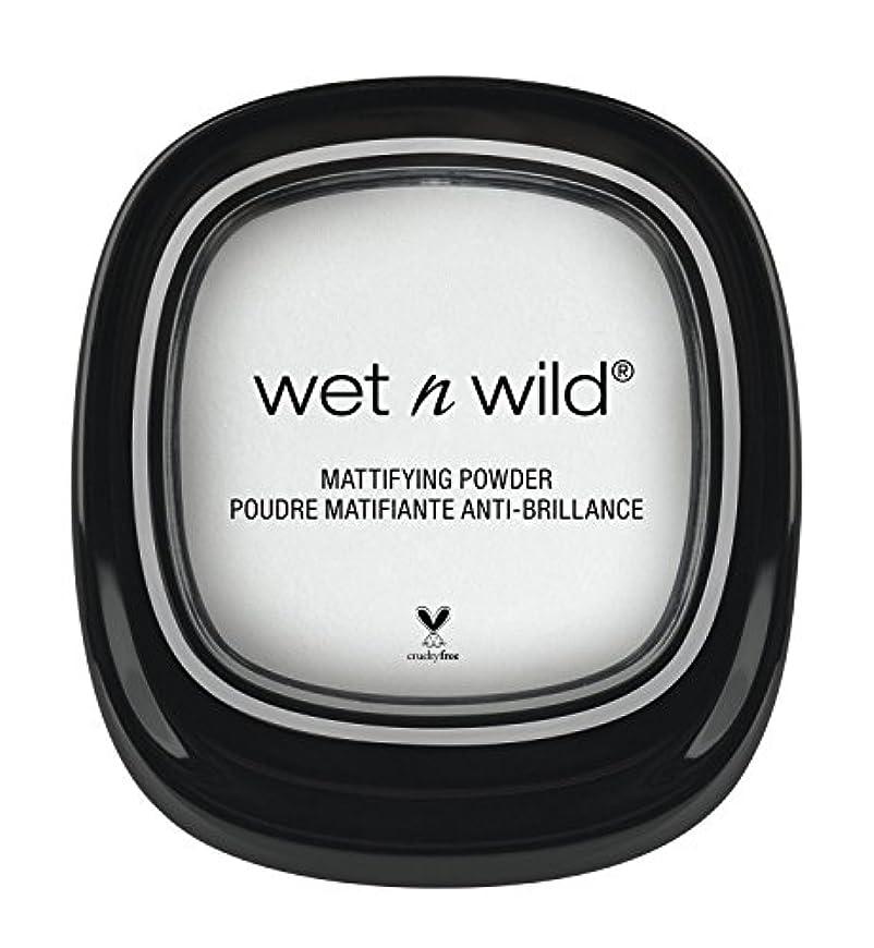虚栄心マネージャー現象WET N WILD Take On The Day Mattifying Powder (並行輸入品)