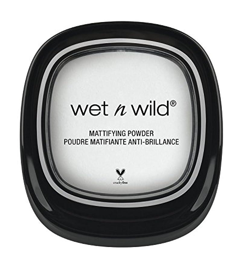 ためにカロリー泥WET N WILD Take On The Day Mattifying Powder (並行輸入品)