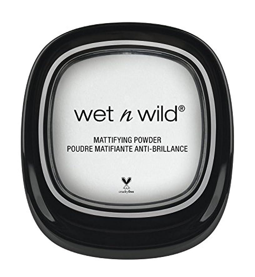愛国的なもし太鼓腹WET N WILD Take On The Day Mattifying Powder (並行輸入品)