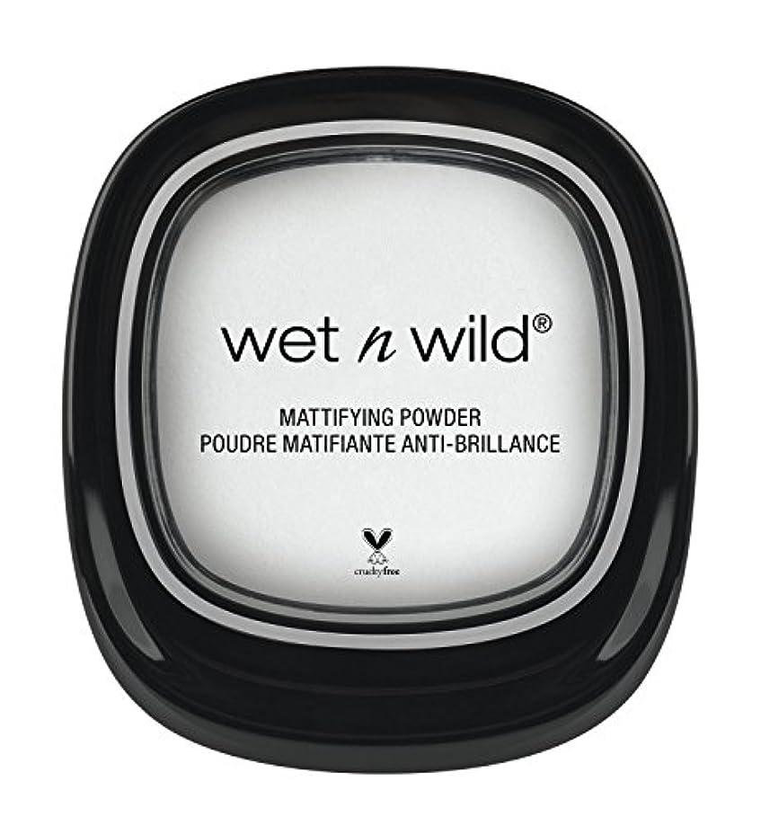 カレンダー液化するであることWET N WILD Take On The Day Mattifying Powder (並行輸入品)