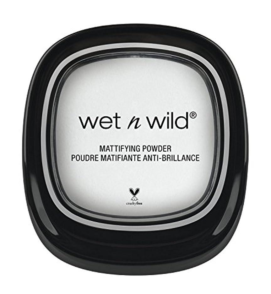 姉妹センター人WET N WILD Take On The Day Mattifying Powder (並行輸入品)