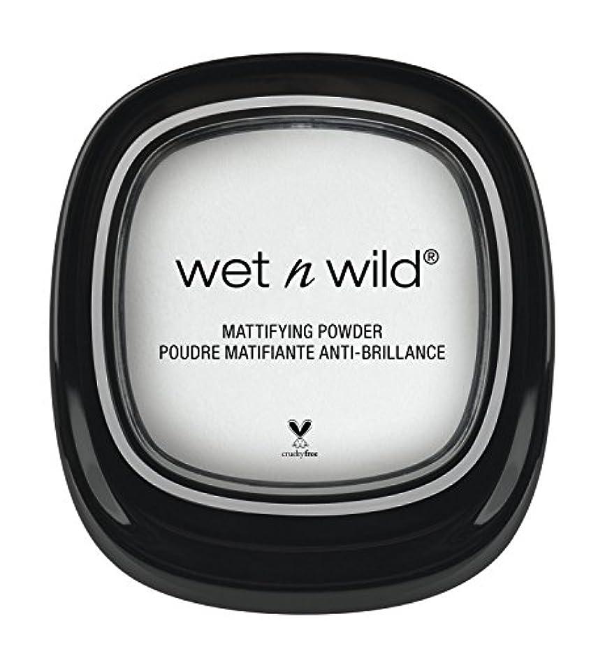 サイレンタイマー従順なWET N WILD Take On The Day Mattifying Powder (並行輸入品)