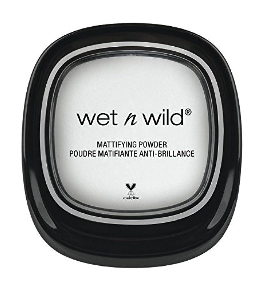 繁雑ええもWET N WILD Take On The Day Mattifying Powder (並行輸入品)