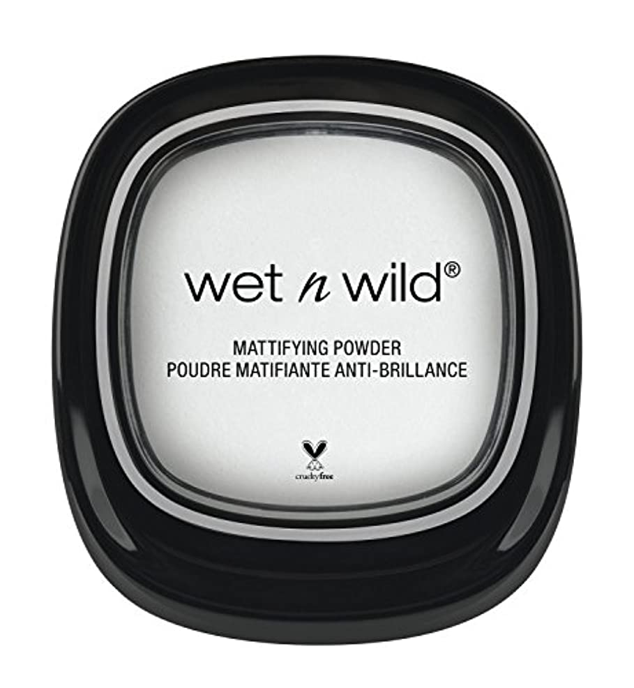 シュガー飛行機北極圏WET N WILD Take On The Day Mattifying Powder (並行輸入品)