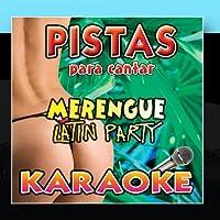 Merengue Latin Party Karaoke
