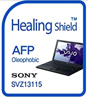 Healingshield スキンシール液晶保護フィルム Oleophobic AFP Clear Film for Sony Laptop Vaio SVZ13115