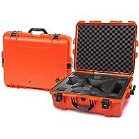 DJI PHANTOM用 NANUK防水プロテクションケース [P4/P3Pro/P3Adv] (オレンジ [945-DJI43])