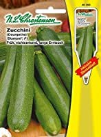 HIGH発芽SEEDSだけでなくPLANTS:ZucchiniF 1、種子、カボチャPEPO、野菜、Chrestensen、セ