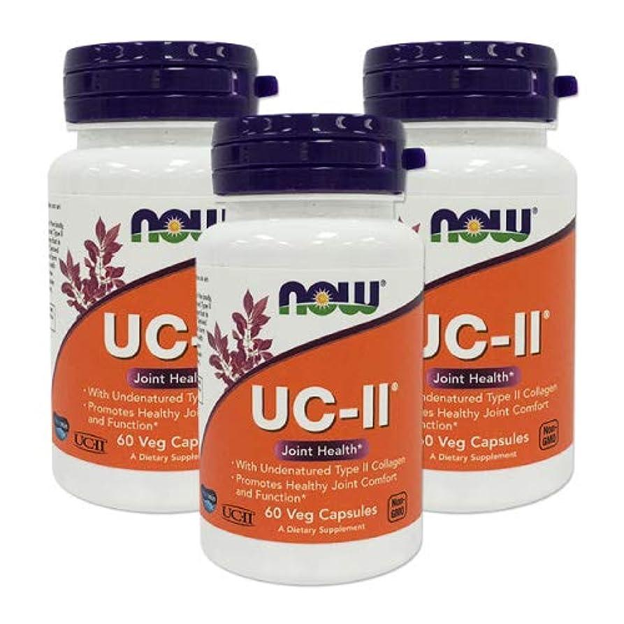 彼らは小競り合い一月3個セット uuC-II コラーゲン2型 ジョイントヘルス 60粒