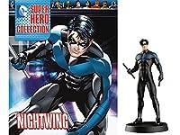 DC Superhero Best of Figure Collection #18 - Nightwing (製造元:Eaglemoss Publications) [並行輸入品]