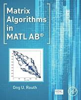 Matrix Algorithms in MATLAB【洋書】 [並行輸入品]