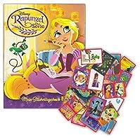 Panini - Rapunzelシリーズ - スクラップブックのスターターセット+ 50種類のSammelstic Core - すべての種類