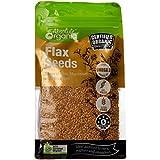 Absolute Organic Organic Flaxseeds, 400g