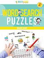 Write & Learn Pages: Word Search Puzzles