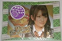 AKB48 メタルポートレイト カード 5枚SET  【高橋みなみ】 ★たかみな★スタンド付き★