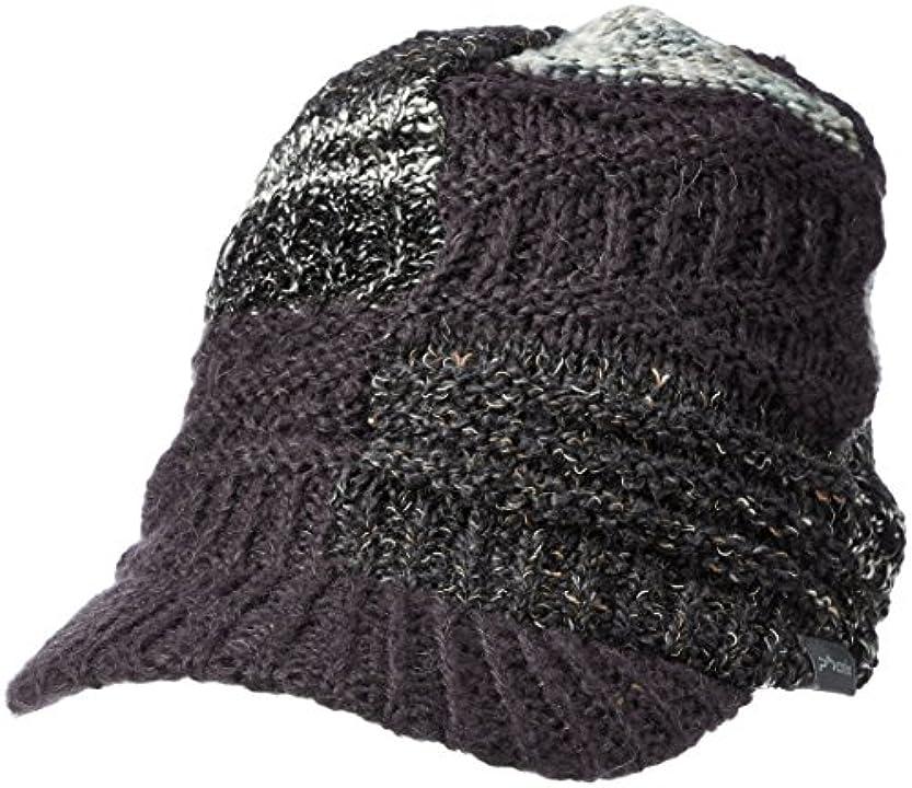 に頼る乞食足首[フェニックス] 帽子 Patchwork Brim Cap PH758HW19