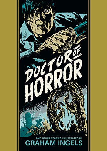Doctor of Horror and Other Stories (The EC Comics Library) (English Edition)