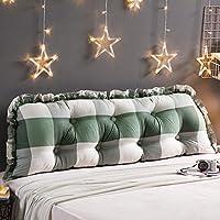 CGN ベッドクッション、大きな背もたれ大きなクッションベッドの枕ソファネックを保護するウエストの枕を保護する120 * 50cm 柔らかく快適 (色 : #5)