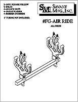 交換用のペアガンマウントのハードウェアの強力なMade by fg-air-ride