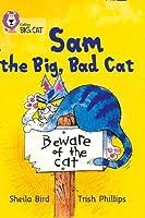 Sam and the Big Bad Cat (Collins Big Cat)