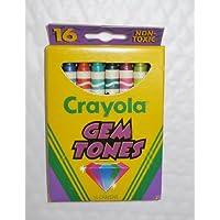 Crayola Gemトーン16クレヨン