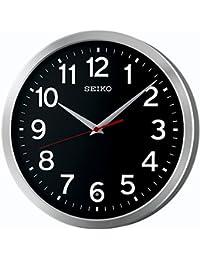 セイコー クロック 掛け時計 電波 アナログ 金属枠 KX227K SEIKO