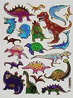 キラキラシール 恐竜(10枚入り)