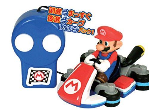 マリオカート リモートコントロールカー マリオ...