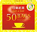 日東紅茶 DAY DAY ティーバッグ 50袋入り