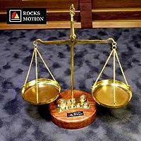 ロックスモーション・BALANCE・真鍮製 天秤