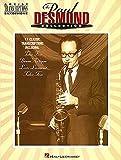 The Paul Desmond Collection: Alto Saxophone (Artist Transcriptions) by Paul Desmond(1996-09-01)