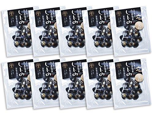 島根県(宍道湖産)大和しじみ特大粒100g×10