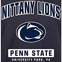 Fanatics Branded Penn State Nittany Lions Navy Campus Icon Long Sleeve T-Shirt スポーツ用品 4XL 【並行輸入品】