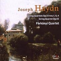Haydn: String Quartets Op.33, Nos. 1, 4 & 6