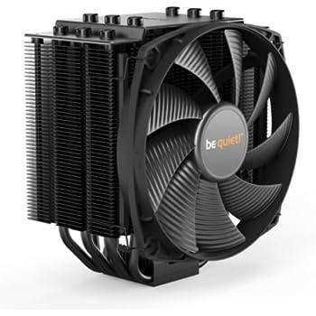 PRO CPU Dual Copper Cooling Fan PC Quiet Cooler Heatsink Radiator Heat Sink