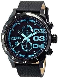 [ディーゼル] 腕時計 DZ431100QQQ 正規輸入品 ブラック