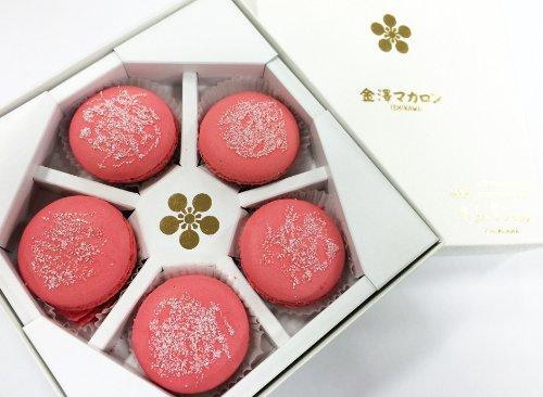 ケーキ工房アン・ドゥー ルビーロマン・マカロン(5個入)