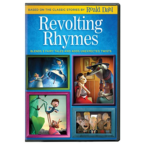 Revolting Rhymes [DVD] [Import]