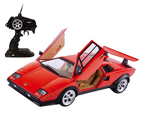 1/14 ビックスケール RCスーパーカー ランボルギーニ カウンタック LP500S 赤 27MHz
