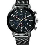 ポールスミス Paul Smith 時計 腕時計 メンズ ウォッチ クロノグラフ Church Street Chronograph チャッチストリートクロノグラフ ブラック BR4-047-51 863245