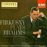 Firkusny Plays Brahms