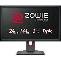 BenQ ZOWIE XL2411K 24型ゲーミングモニター (Full HD/24型/144Hz/1ms/DyAc技…