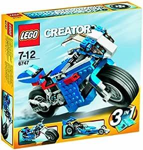 レゴ (LEGO) クリエイター・レースライダー 6747