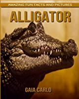 Alligator: Amazing Fun Facts and Pictures About Alligator for Kids