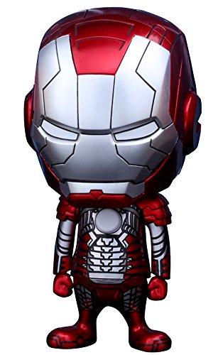 コスベイビー アイアンマン3 [サイズS] アイアンマン・マーク5 高さ約10センチ プラスチック製 塗装済み完成品ミニフィギュア
