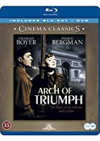 Arch of Triumph (Blu-ray/DVD Combo)