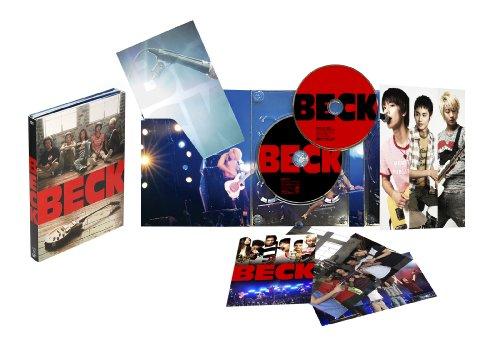 「BECK」 豪華版 <初回生産限定> 2枚組(本編DVD+特典DVD)