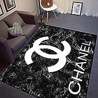 YETUGE-X ラグカーペット 洗える 長方形 おしゃれ シンプル 短足 北欧 絨毯カーペット リビング