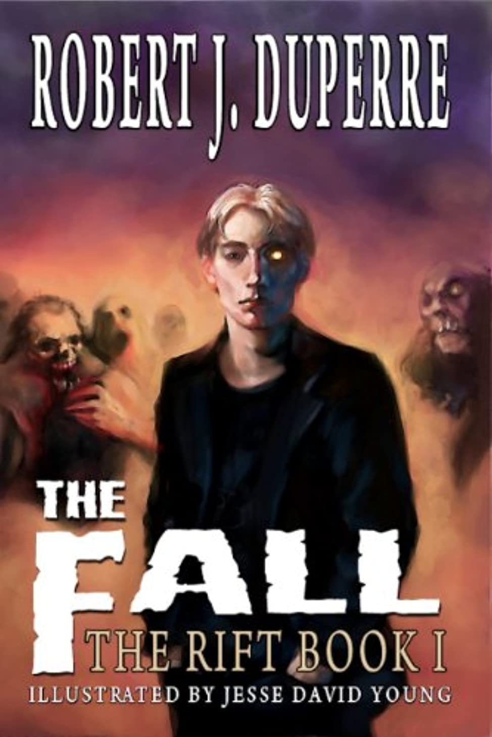 シミュレートする店員世代The Fall (The Rift Series Book 1) (English Edition)